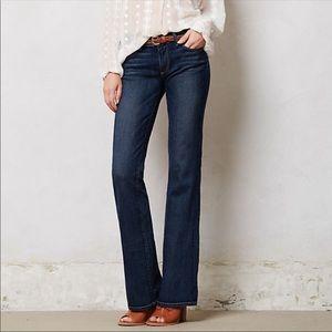 Paige Skyline Long Bootcut Jeans